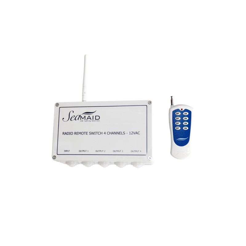 CONTROL BOX SEAMAID 4